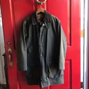 Barbour North Umbria Jacket with Warmth Layer M